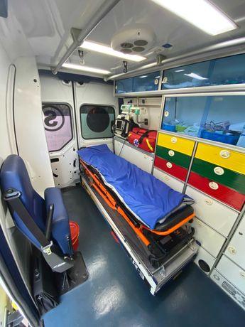 Transport medyczny/sanitarny/Covid/międzynarodowy/krajowy