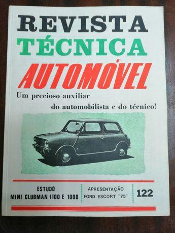 Livro técnico MINI 1000 e 1100