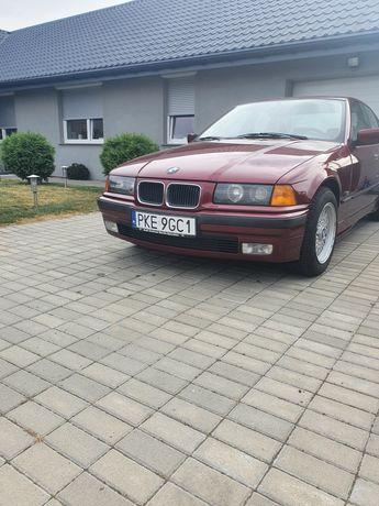 BMW E36 1995 bmw 1600
