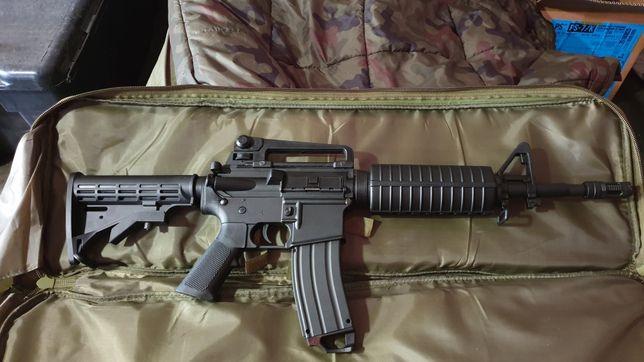 Karabinek pistolet na kulki żelowe M4 ASG prezent  NOWY