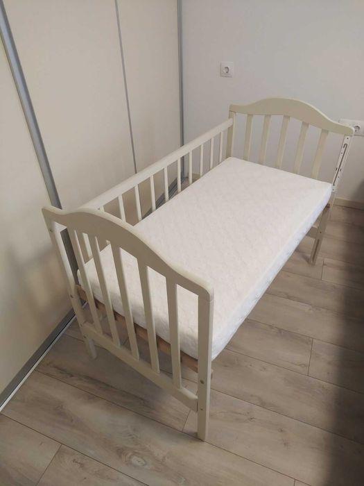 Детская  кроватка с матрасом б/у Днепр - изображение 1