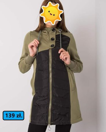 Nowa Bluza damska ocieplana