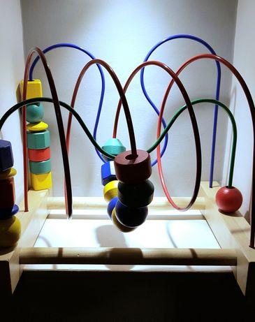 #WYPRZEDAŻ# MULA zabawka edukacyjna IKEA, rozwija koordynację