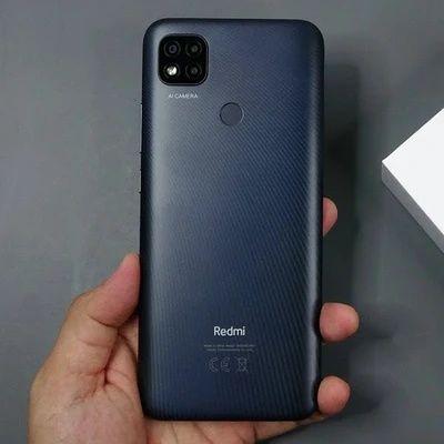 Xiaomi Redmi 9C NFC 2/32GB Midnight Gray EU