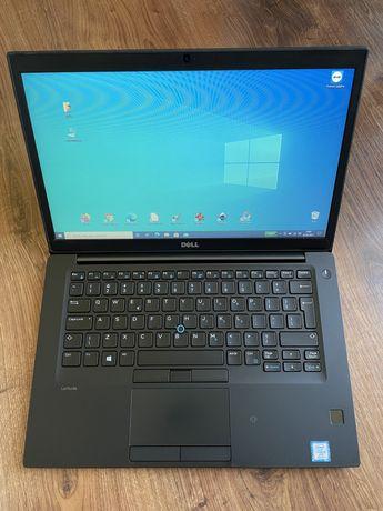 """Laptop DELL Latitude E7480 i5-7300U/8GB/256SSD/14,1""""HD/FP/SC/LTE/Win10"""