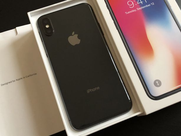 iPhone X 256gb Neverlock ГАРАНТИЯ/Trade-In/Выкуп/Обмен МАГАЗИН