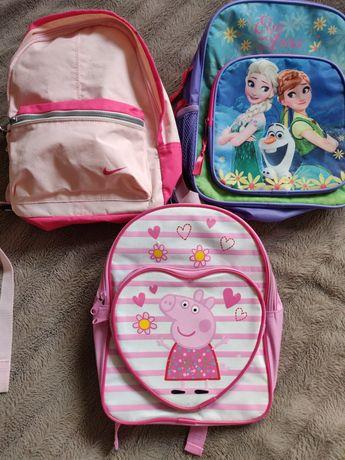 Plecaki dla przedszkolaka