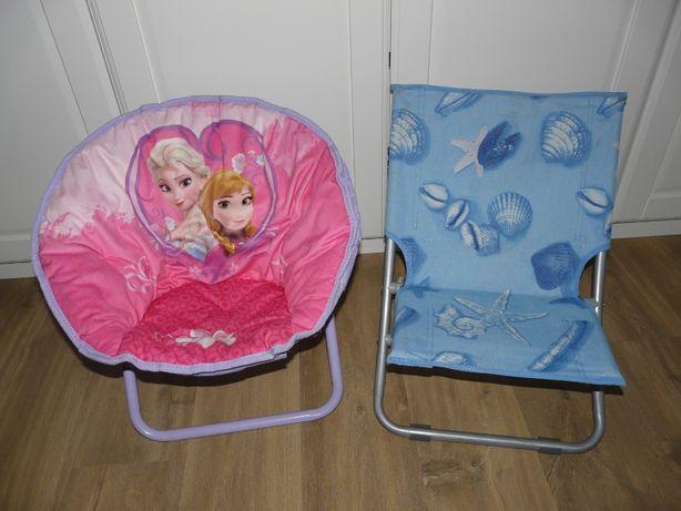 Krzesełko dziecięce Frozen Delta Leżaczek dziecięcy od 3 do 7 lat