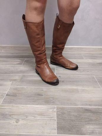 Зимние сапоги Badura кожа,зимові чоботи,сапожки,ботинки,ботфорди