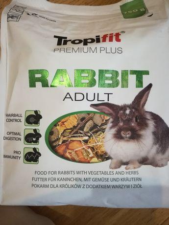 Sprzedam karmę dla królika Tropifit