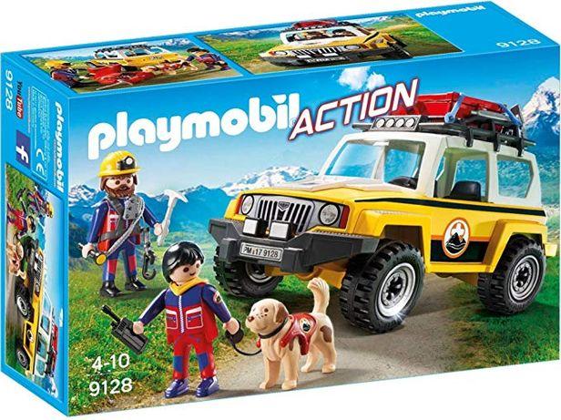 Playmobil 9128 Veiculo de Resgate - NOVO