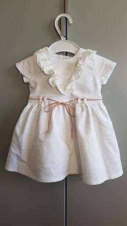 Sukienka- komplet do chrztu
