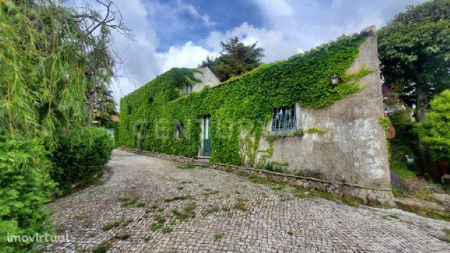 Magnifica Moradia (Quinta) T3 ás portas da cidade de Lisboa