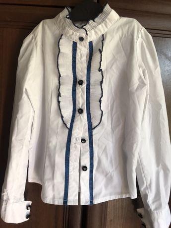 Рубашка для девочки. Рост 128