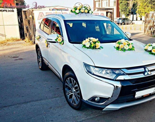 Аренда Авто на свадьбу украшения бесплатно экономия 30минут на украшен Днепр - изображение 1