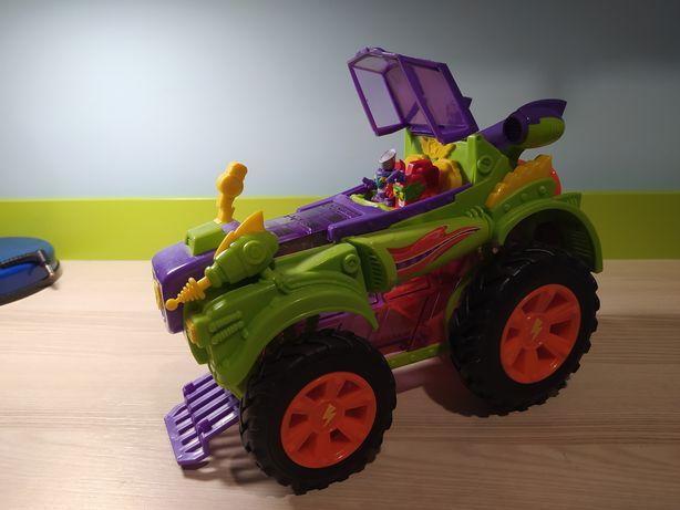 Super Zings Monster Roller Hero Truck pojazd superzłoczyńców