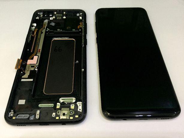ORYGINALNY Wyświetlacz LCD Samsung Galaxy S8 Plus G955f KRZESZOWICE