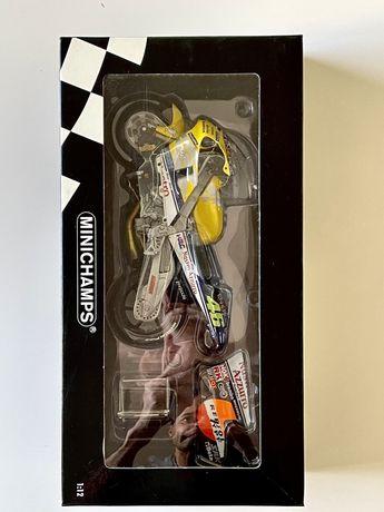 Minichamps Honda 500cc GP Valentino Rossi 1:12