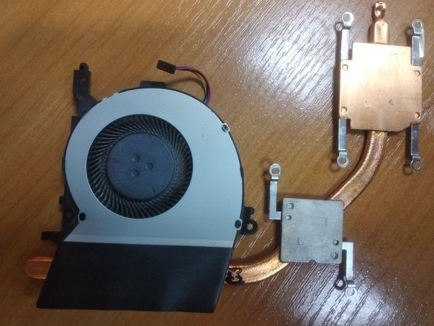 Система охлаждения в сборе ASUS X556, ASUS X456, 13NB09M0AM0903