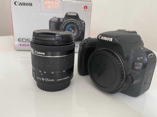 фотоаппарат Canon 200d kit