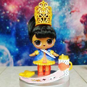 LOL Surprise Hairgoal Her Majesty Кукла лол принцесса