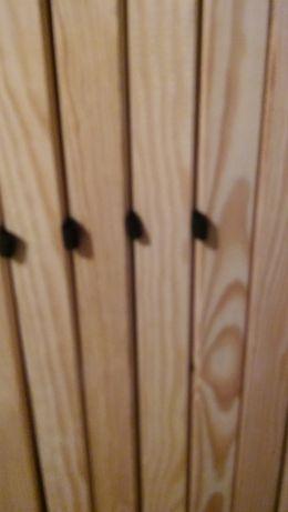listwy sosnowe 15 sztuk