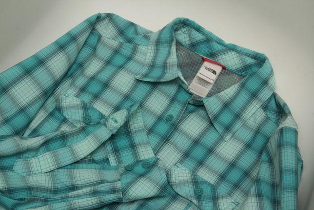 The North Face рр L треккиновая рубашка-трансформер