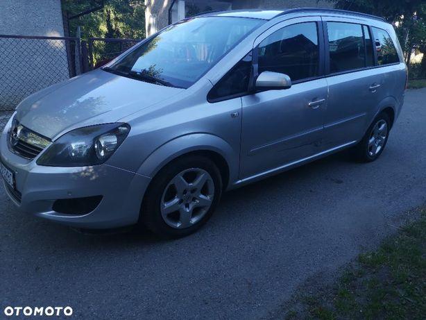 Opel Zafira Opel Zafira 1.7 diesel 125 km