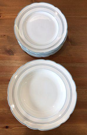 Vista Alegre -pratos soltos de serviço de jantar