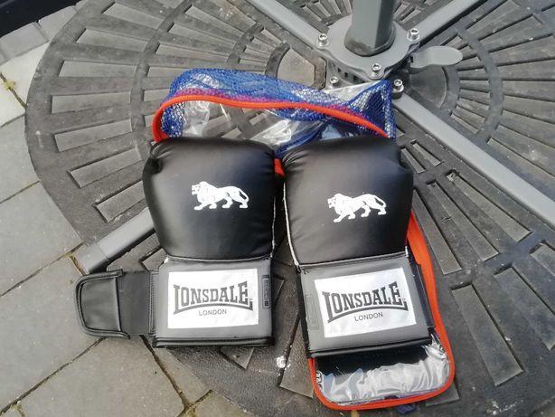 Rękawice bokserskie Londsdale London