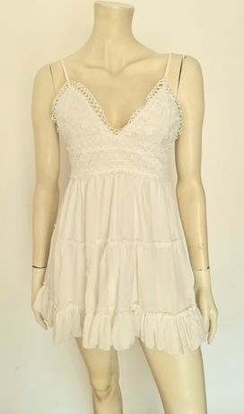 Vestido Branco NOVO S/M
