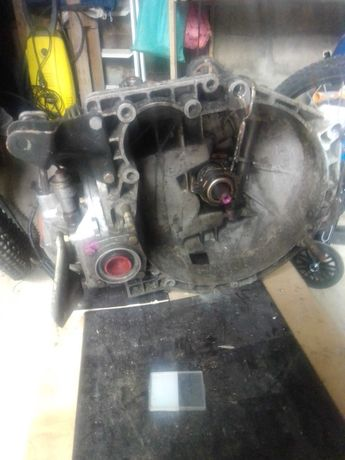 Caixa de velocidades motor sofin