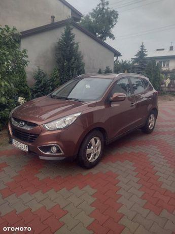 Hyundai ix35 Hyundai IX 35 1,7 CRDI 115 KM