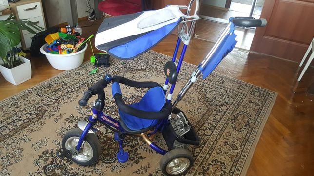Дитячий велосипед трьохколісний. Детский трёхколёсный велосипед