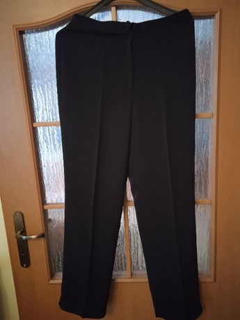 Spodnie wizytowe czarne