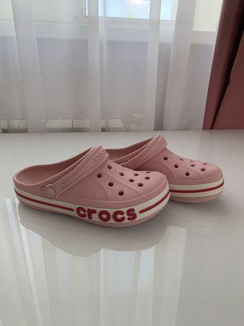 Детские кроксы 34-35, crocs детские j 3