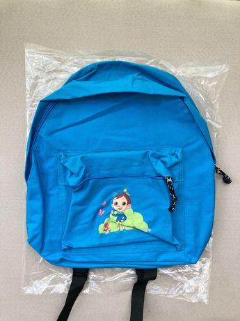 niebieski plecak dziecięcy z kolekcji Hachette Opowiadajki