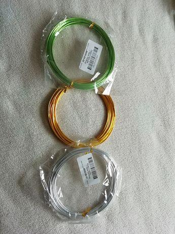 Arame alumínio Bonsai 1,5mm