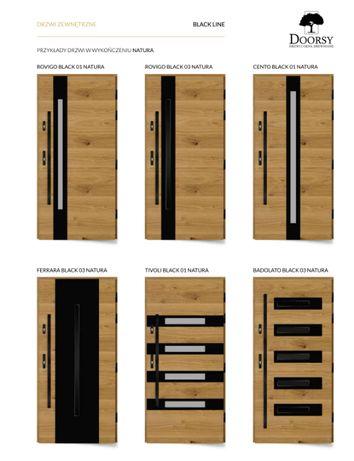 Drzwi zewnętrzne Doorsy