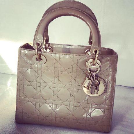 сумка Lady DIOR, оригинал лимитка
