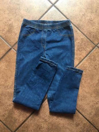 Tregginsy spodnie r 134/140 dziewczynka