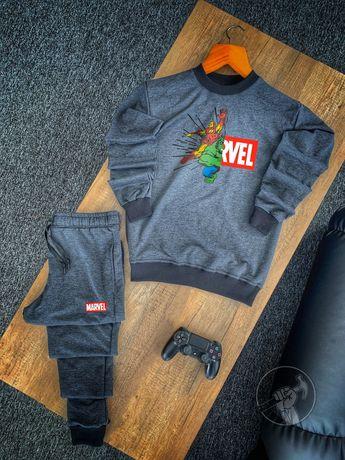 Мужской спортивный весенний костюм Marvel. Свитшот + штаны