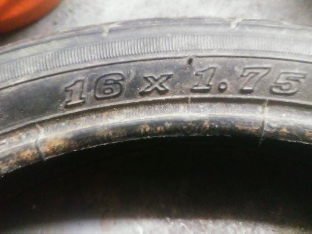 Opona 16x 1.75 rowerowa