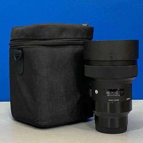 Sigma ART 14mm f/1.8 DG HSM (Sony FE)