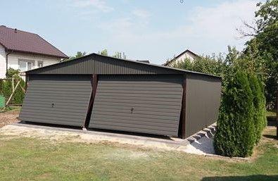 garaż blaszany,garaże blaszane 6x5,blaszak,hale,wiaty,rat,niskie ceny