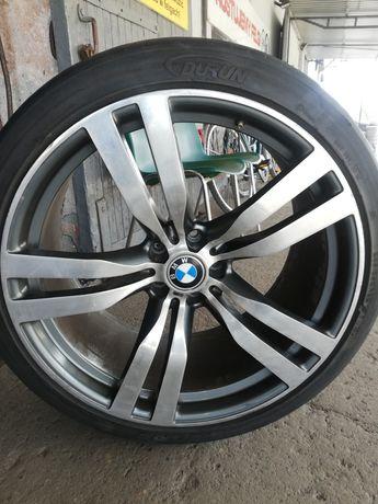 felgi koła BMW z oponami F-ONE DURUN 285 35 ZR 22 5x120