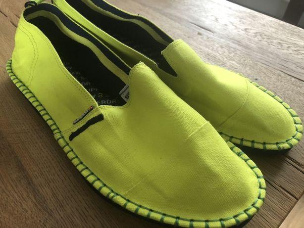Superdry espadryle buty nowe