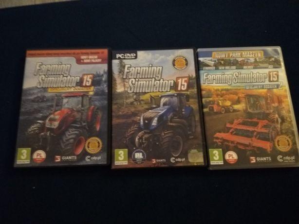 Farming Simulator 15+ dodatki