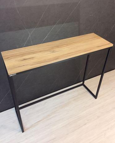 Konsola w stylu loft producent SM loft 30x99x80