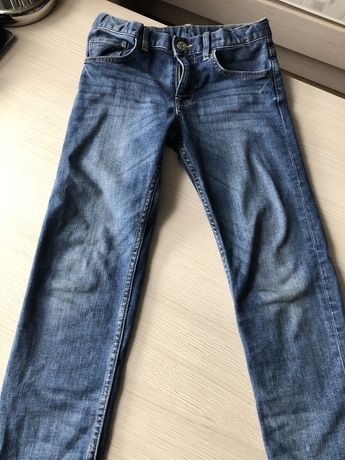 Spodnie jeansowe 122